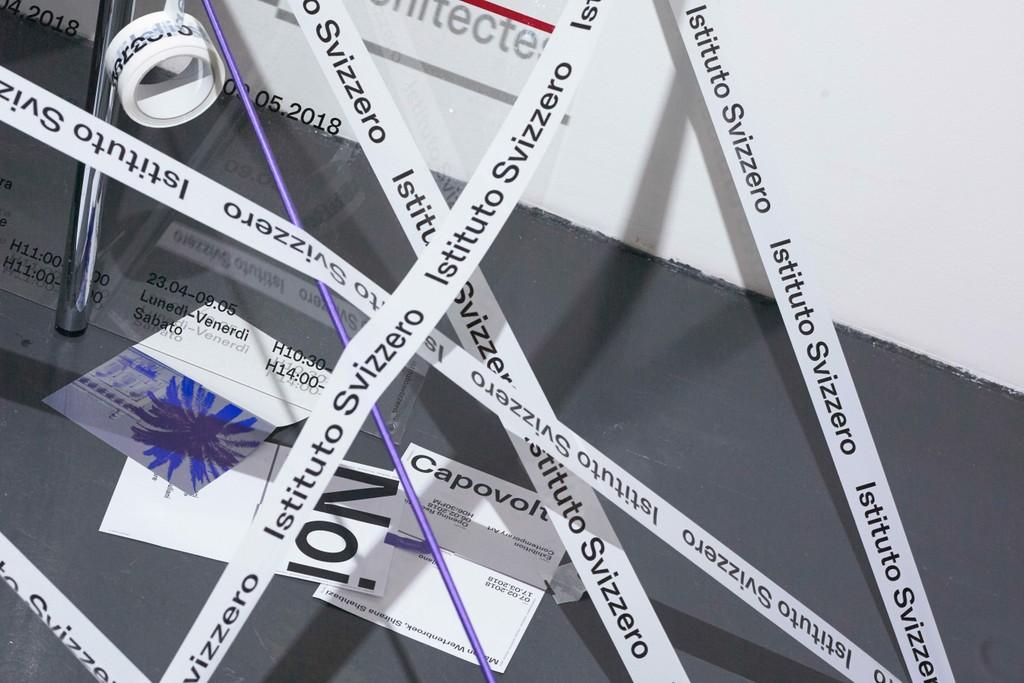 Dinamo Typeface Instituto Svizzero 15