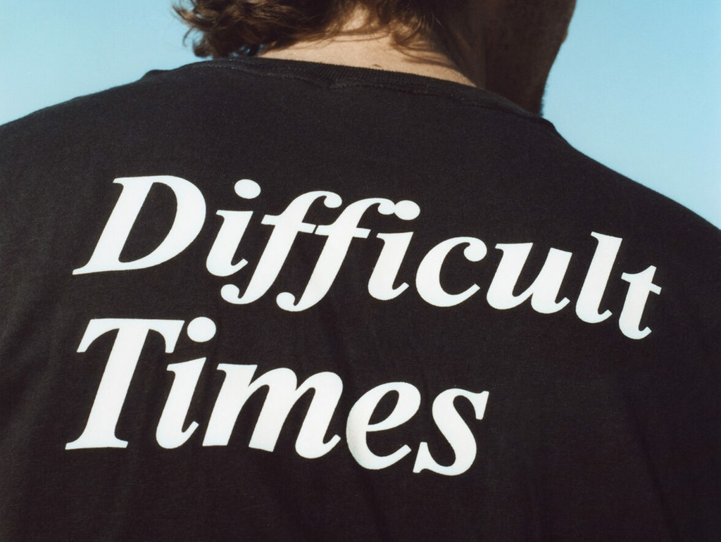 Dinamo Difficult Times Mouthwash back