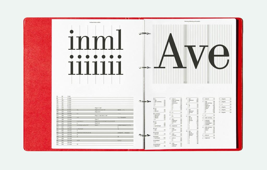 Dinamo Typefaces Synt 03bno shadow