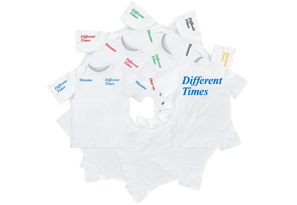 Dinamo Different Times Tshirt All 1