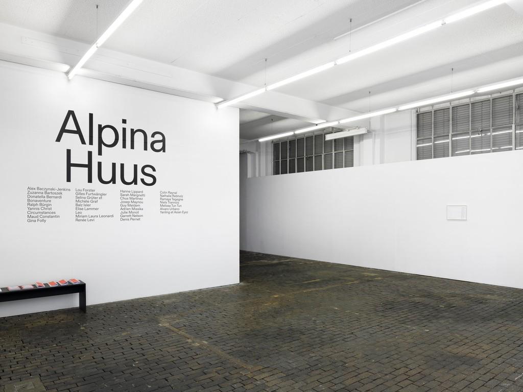 Alpina Huus 1